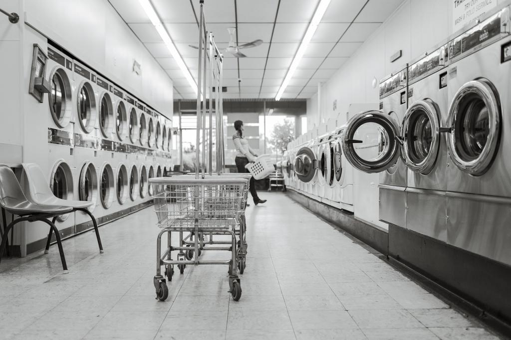 laundry saloon