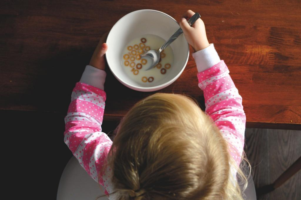 Child breakfast