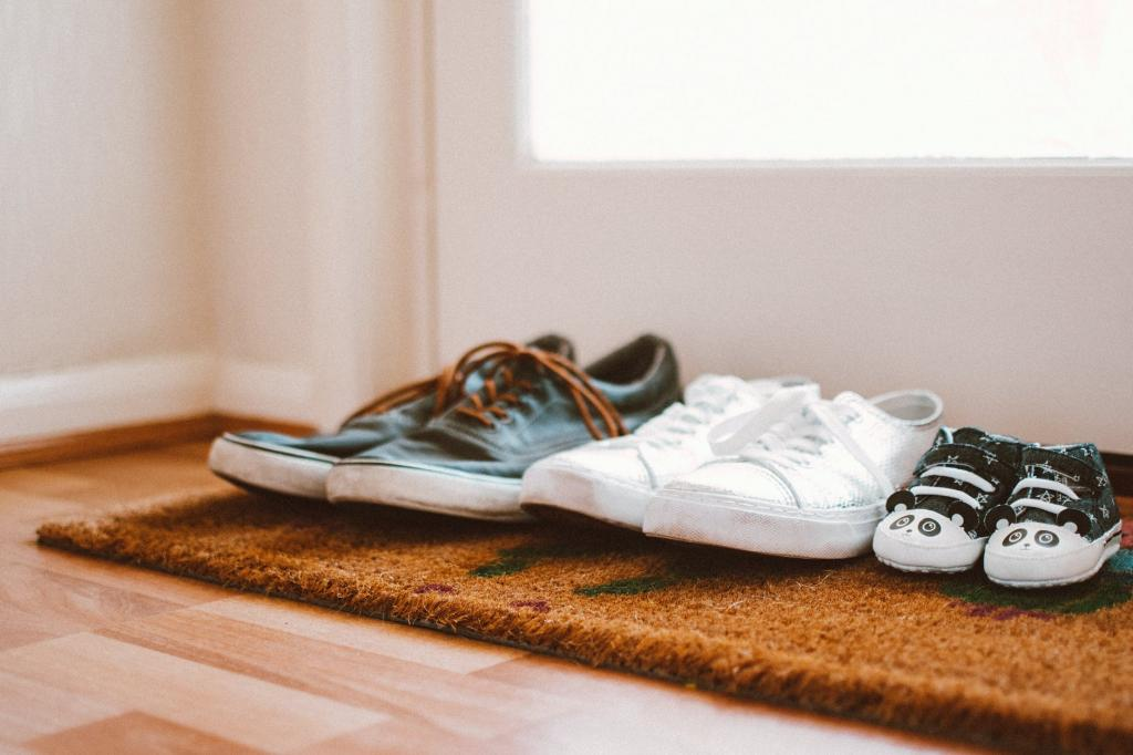 Shoes and COVID-19