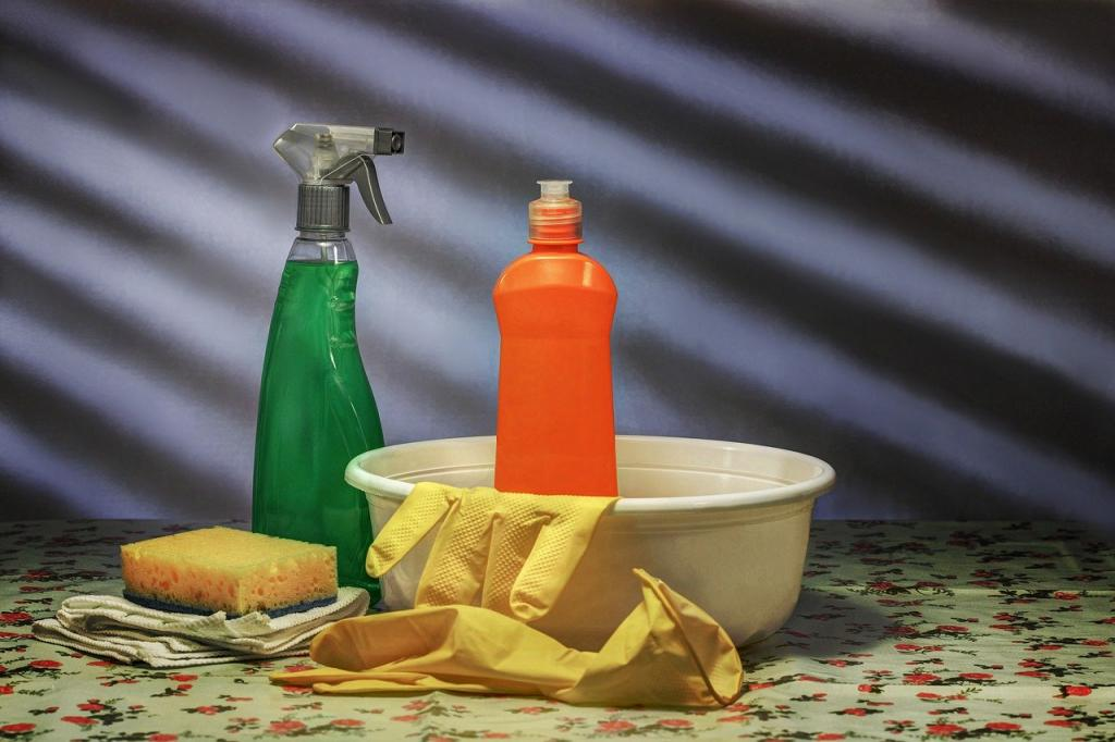 Disinfectant and COVID-19