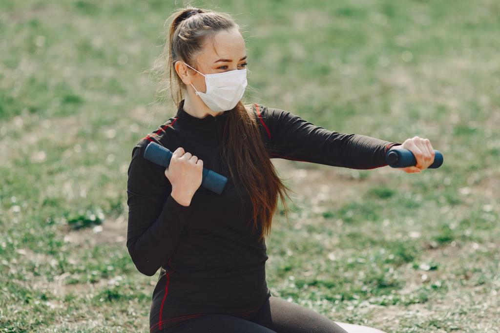 Face Mask and Exercise