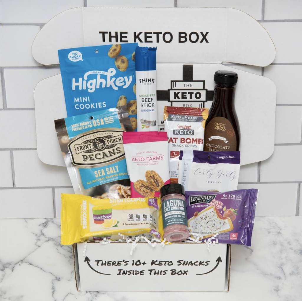 Top Rated Snack Box