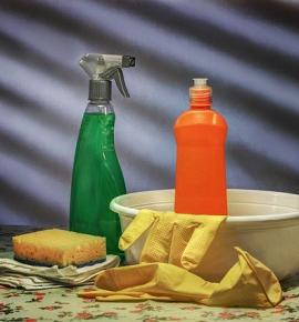 cleaning disinfecting products