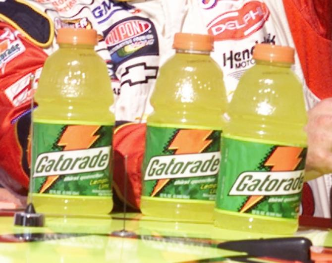 Traditional Sports Drinks