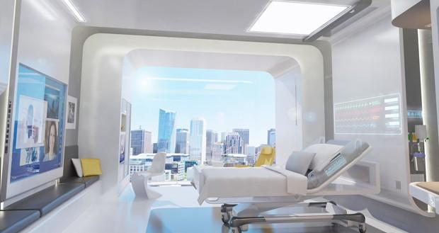 What Does The Hospital Of The Future Look Like Designers