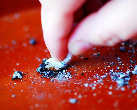 Research explores link between asthma and smoking