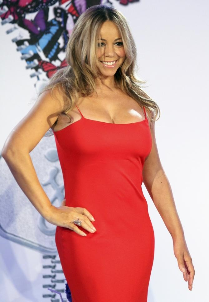 Mariah Carey Lost 30 Pounds Post-Pregnancy with Jenny Program
