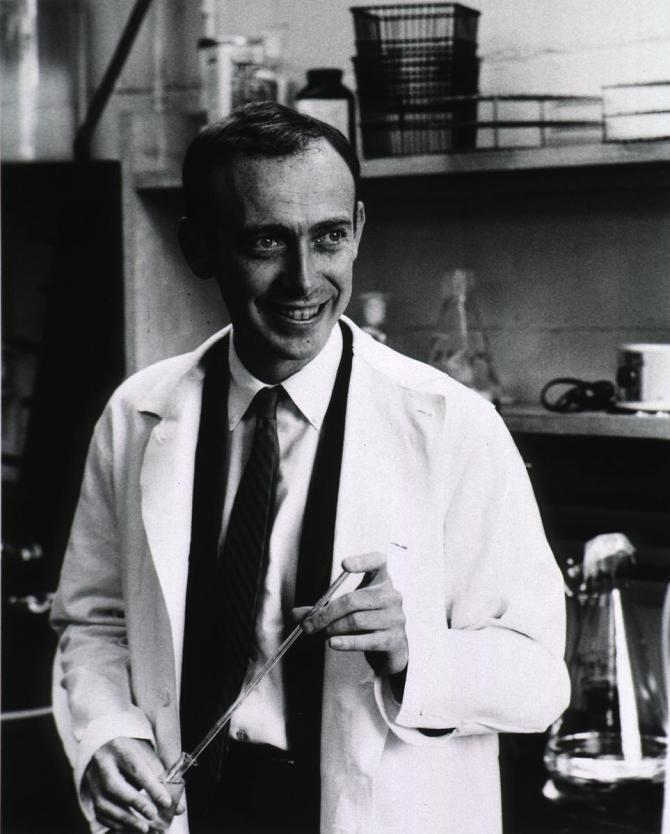 Dr. James Watson, one of the scientists who discovered the structure of DNA said that 80 percent of all cancer cases could be cured within a decade.