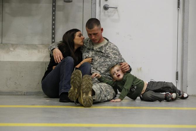 The new trend of more veteran soldiers taking their lives may have emerged because many of whom have been deploying regularly since the beginning of the wars in Iraq and Afghanistan are now struggling to reintegrate into civilian life.