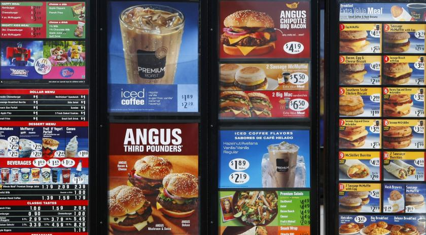 McDonald's To Post Calorie Listings Nationwide, Add More ...