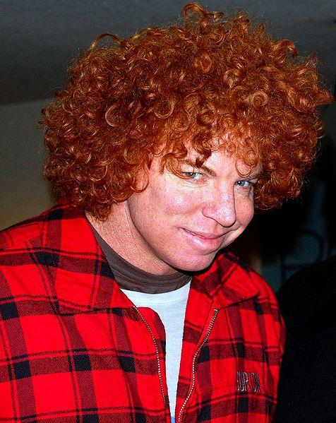 carrot top: most attractive?