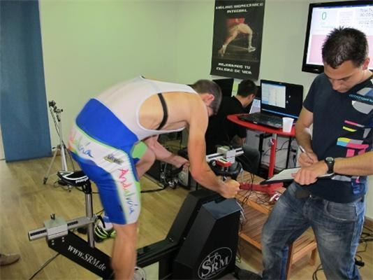 Cycling Exercise study