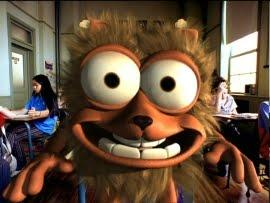 Crazy Craving cartoon character from 90s Honeycomb cereal commercials