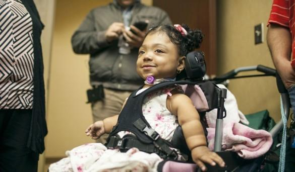 Enzyme-Replacement Therapy Helps Regenerate Girl's Fragile Bones