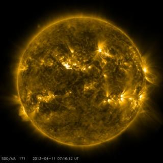 Solar Flares Linked to Increased Risk of Cancer