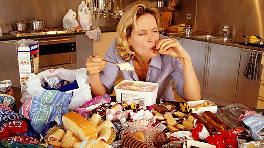 Happy Eating And Obesity: Happiness Tied To Comfort Eating And Weight Gain
