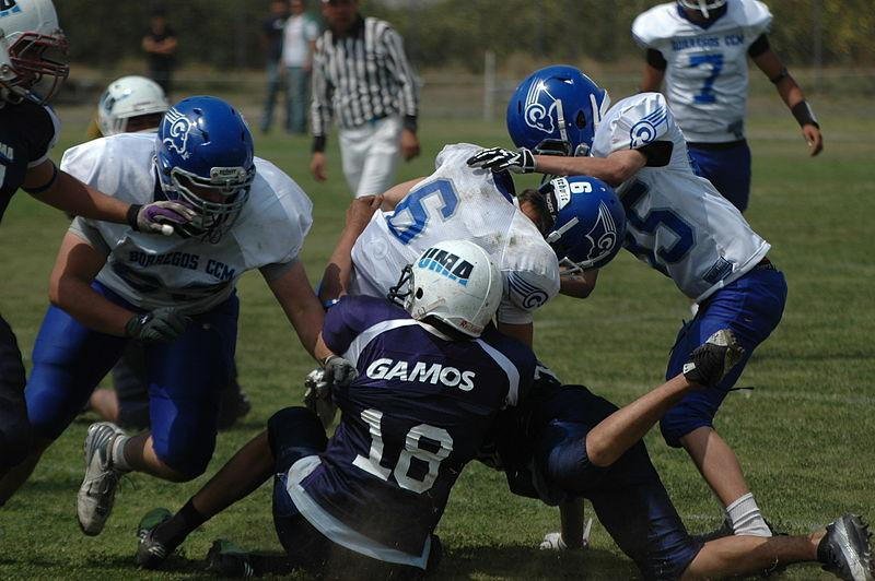 Concussions Among Youth Football Players Occur During Games More Than Practice