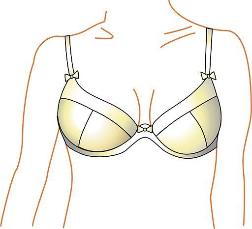 Ill-Fitting Bras May Cause Health Problems