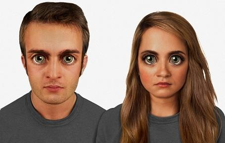 What Will Human Faces Look Like in 100,000 Years? Artist, Geneticists Speculate