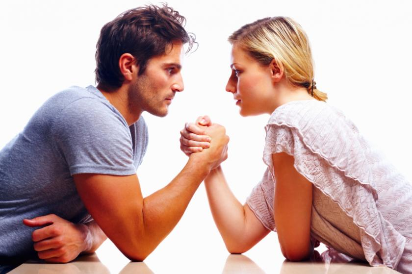 Willingness to Give Up Power During an Argument Could Be the Key to a Happy Marriage