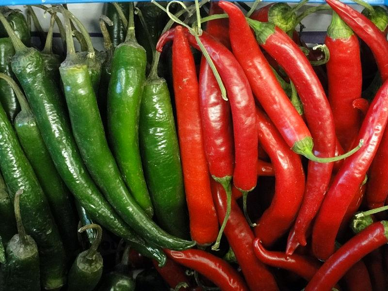 Enjoying Spicy Food Is About Seeking Sensations, Not Desensitization To The Spice