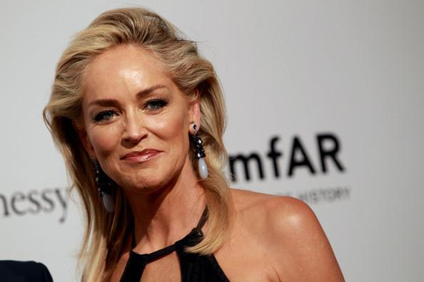 Sharon Stone Reveals Secrets To Aging Well Without Cosmetic Surgery