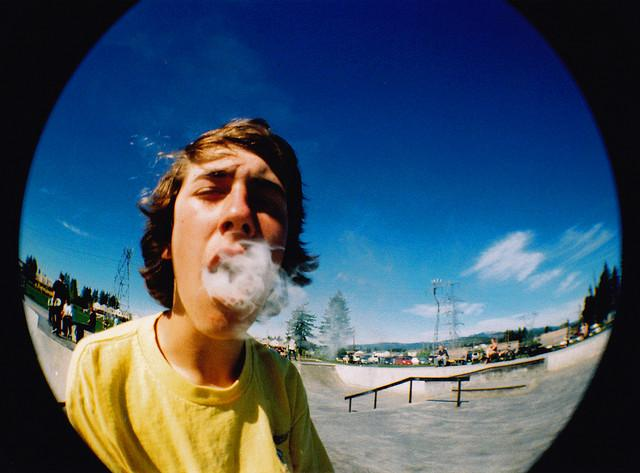 role models  kids are 6 times more likely to smoke if
