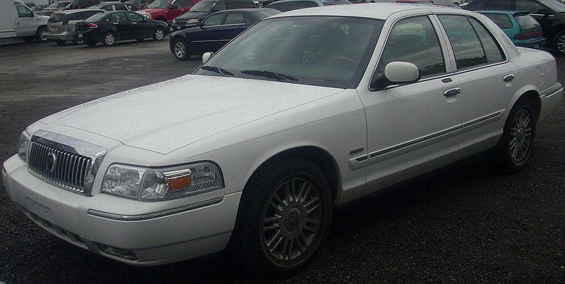 Mercury Grand Marquis Ford