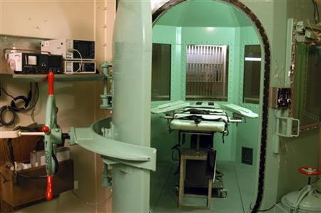 Ohio Uses State's Last Dose Of The Lethal Injection Drug