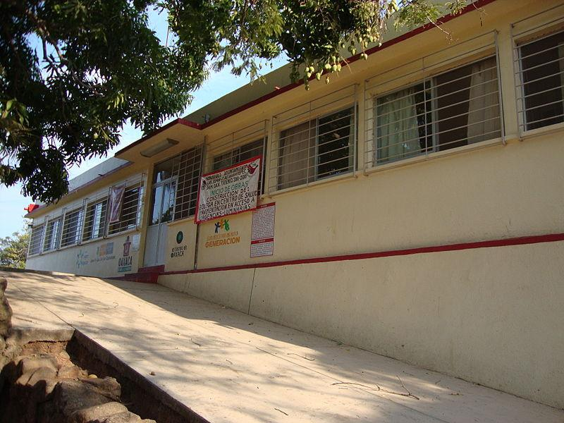 Hospital Of Cacahuatepec