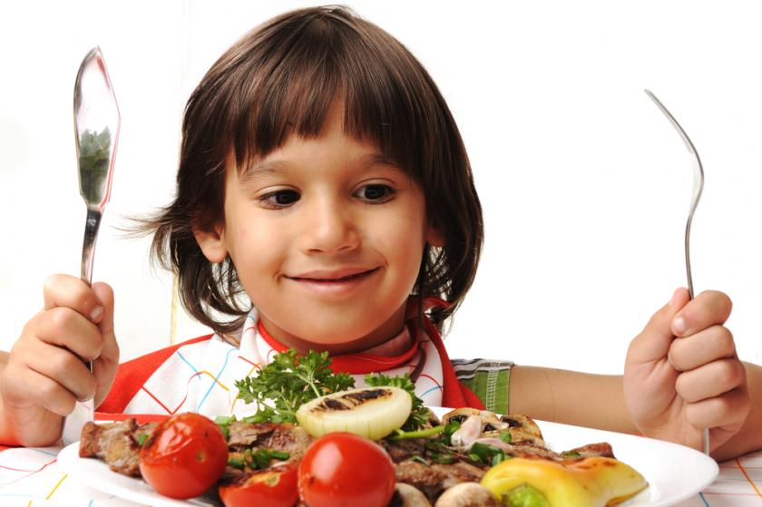 Kids Personalities May Influence Food Portion Size