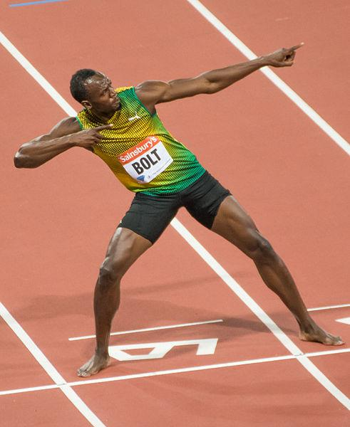 Do 'Symmetrical Knees' Make Runners Faster? Scientists Study Usain Bolt's Success