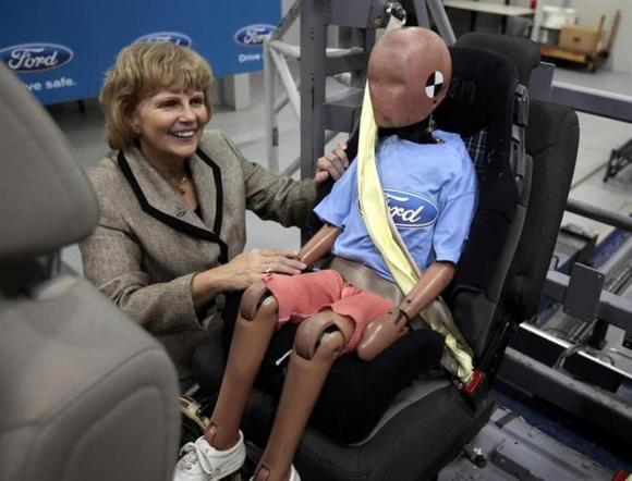 Seat Belt and Car Seat Safety