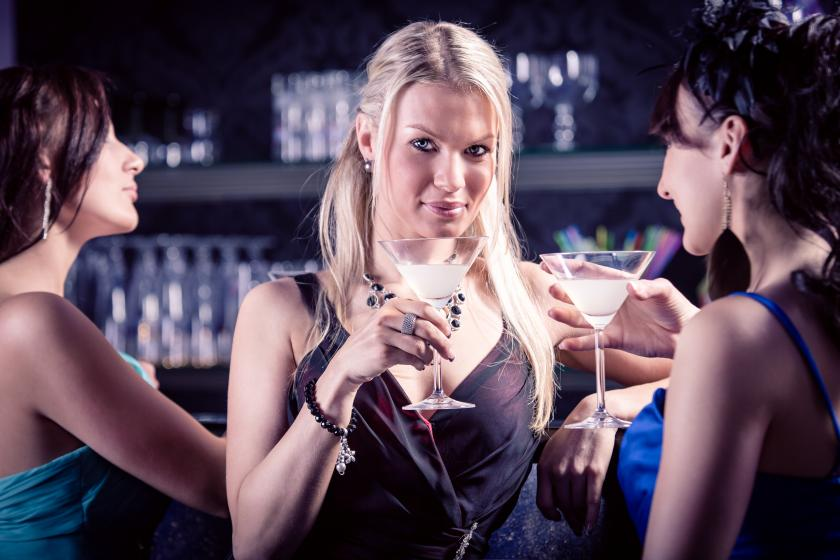 Study: Sexual Aggression Commonplace In Bars, Nightclubs