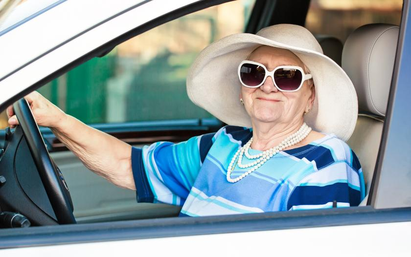 Older Drivers Dangerous After Just One Drink