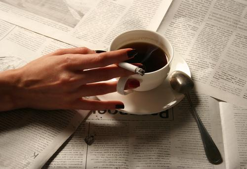 Teens Smoke Coffee Beans In Cigarettes For Caffeine High: Does Trend