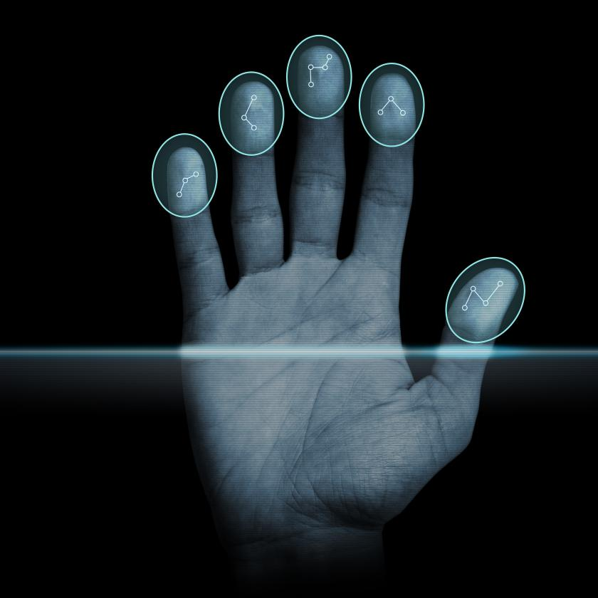 Fingerprint scanning will soon be on the outs