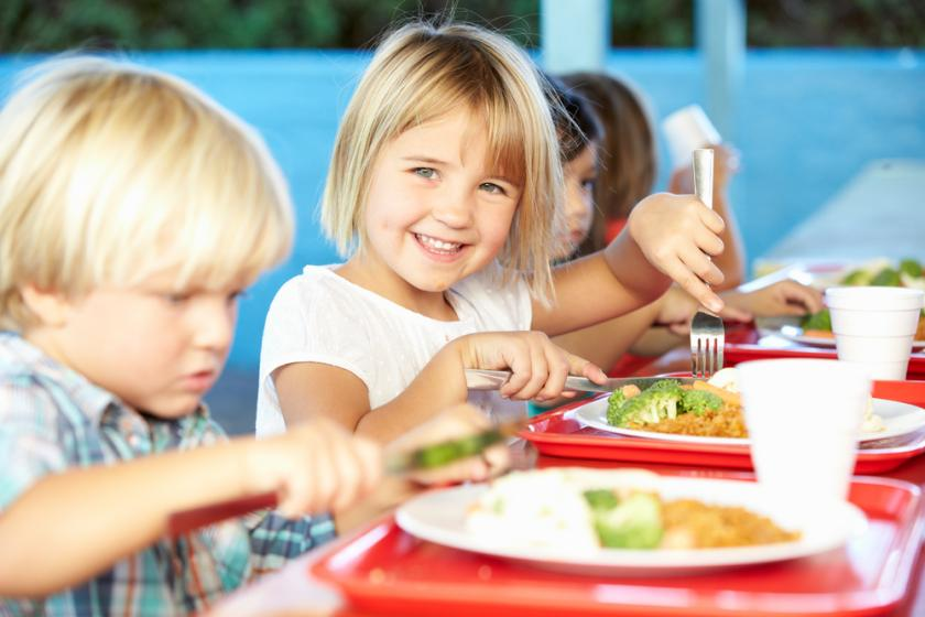 Healthy School Lunches Are Undergoing Major Changes