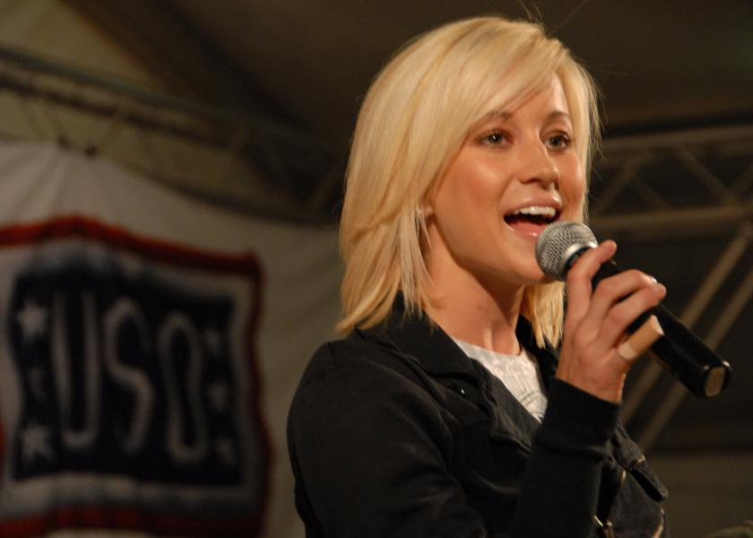 Kelly Pickler Rallies Behind New Lung Cancer Initiative