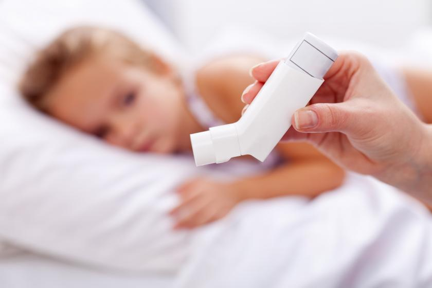Children Are At Higher Risk Of Asthma Due To Their Mother's Air Pollution Exposure