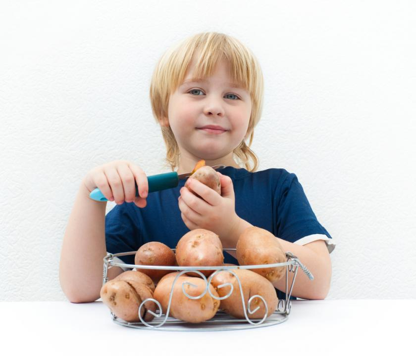 Senators Argue Over If Potatoes Should Included In WIC