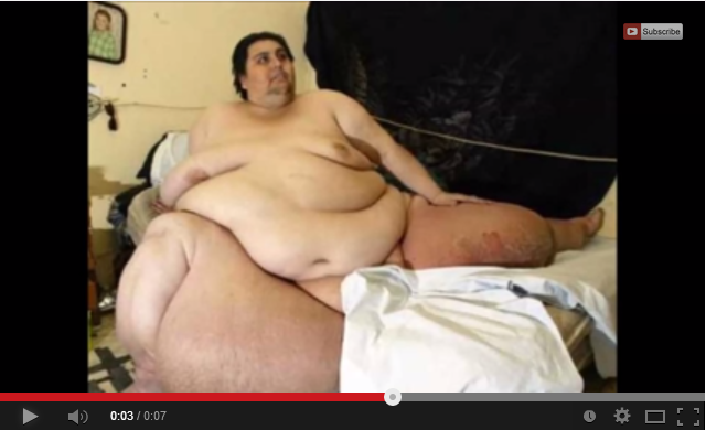 Manuel Uribe, Former Worlds Heaviest Man, Dies At Age 48-9426