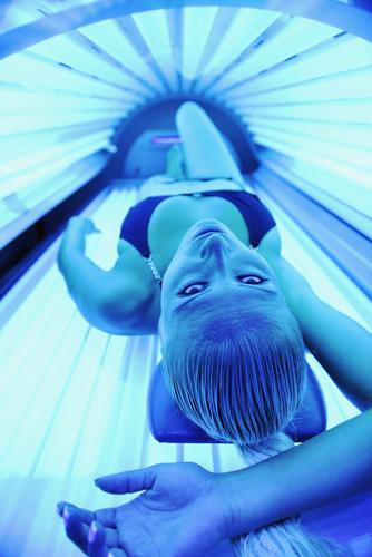 The FDA Requires Warning Labels On Tanning Beds