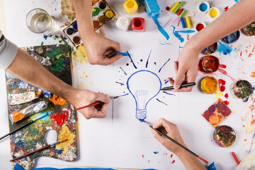 Creativity May Be Better Than Practice For Your Brain