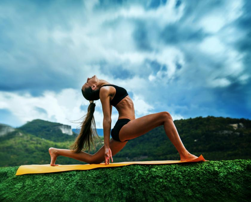 Yoga Is Great, But It Won't Relieve Your Asthma