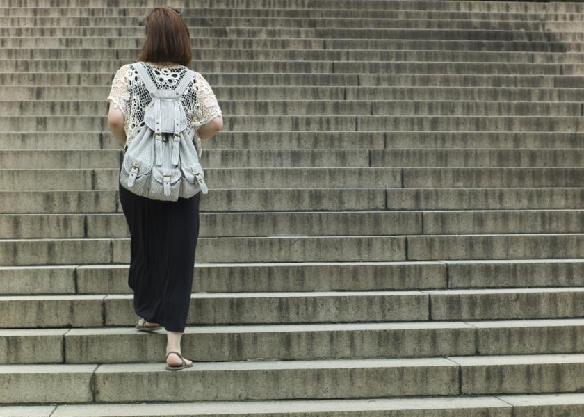 Southeast Asia Encourages Walking Up Stairs Among Other Weight Loss Efforts