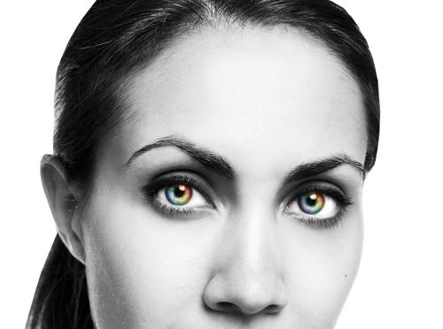 A geneticist noted that women with blue or green eyes handle hurt better than those with brown or hazel eyes photo courtesy of shutterstock