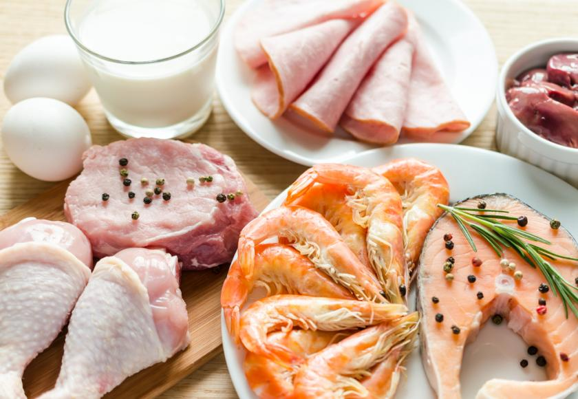Looking To Lose Weight Try A High Protein Diet Rather Than Counting