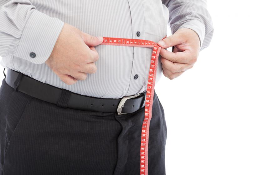 The Larger The Waist Circumference The Higher COPD Risk