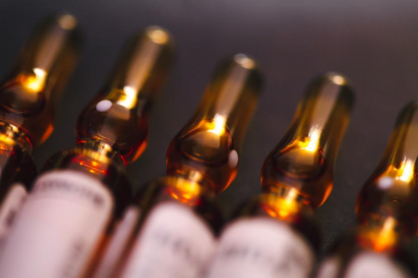 Vials Containing Smallpox Found Abandoned And Unrecorded